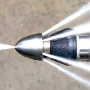 отпушване вода под налягане